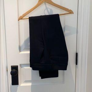 Navy Blue Ann Taylor Suit Pants